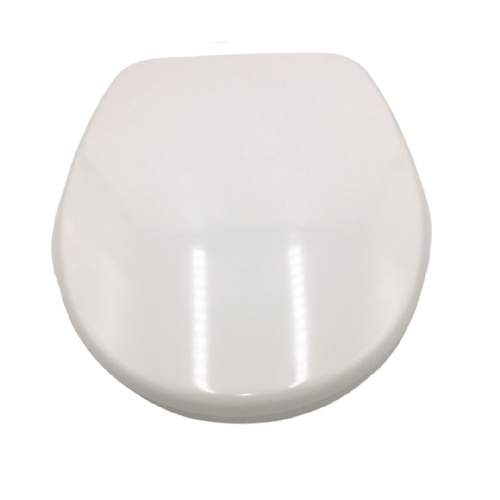 (V&B Compatible ) Amica Toilet Seat In White - Model Number 9853.G1.01